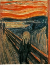 scream by Munch